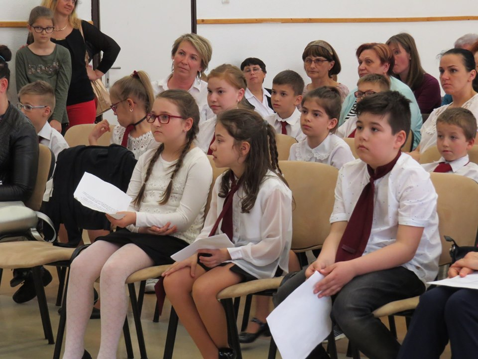 Local reading competition and regional reading competition